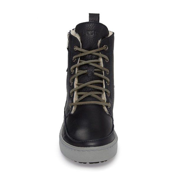 ブラックストーン BLACKSTONE レディース スニーカー シューズ・靴 'CW96' Genuine Shearling Lined Sneaker Boot