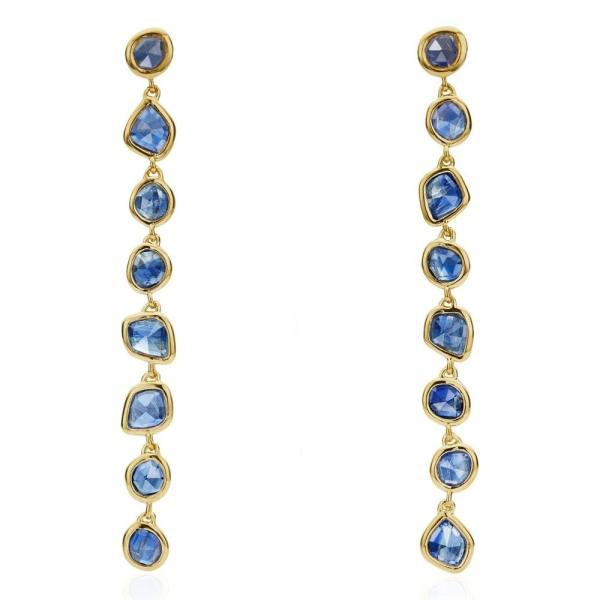 モニカ ヴィナダー MONICA VINADER レディース イヤリング・ピアス ジュエリー・アクセサリー Siren Mini Nugget Earrings