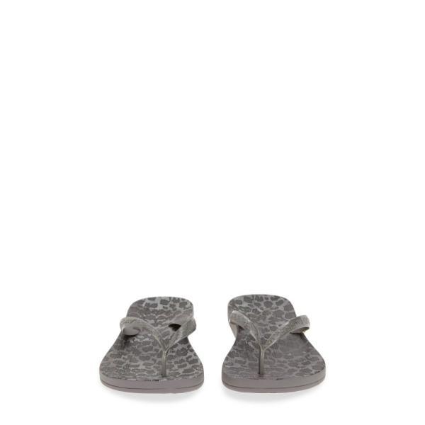 リーフ REEF レディース ビーチサンダル シューズ・靴 Escape Lux Print Flip Flop Leopard