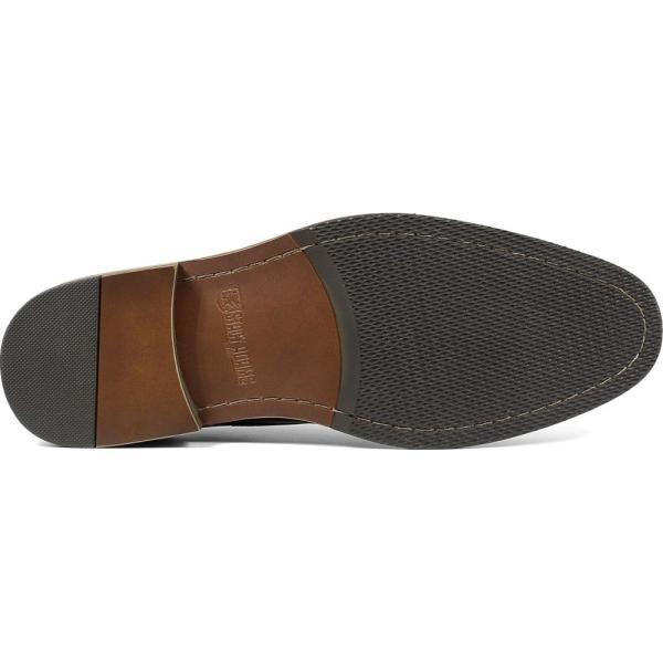 ステイシー アダムス STACY ADAMS メンズ 革靴・ビジネスシューズ ウイングチップ シューズ・靴 Fletcher Wingtip Gray ef-3 06