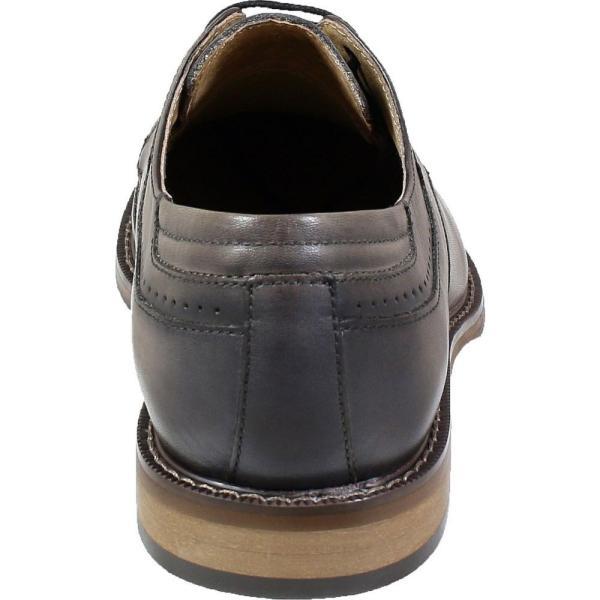 ステイシー アダムス STACY ADAMS メンズ 革靴・ビジネスシューズ ウイングチップ シューズ・靴 Fletcher Wingtip Gray ef-3 07