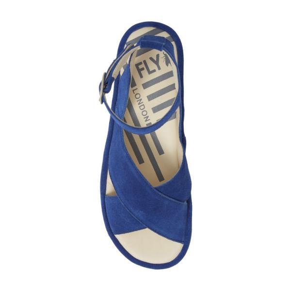 フライロンドン FLY LONDON レディース サンダル・ミュール シューズ・靴 Bite Wedge Sandal