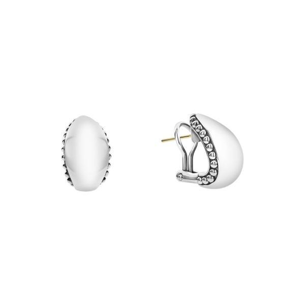 ラゴース LAGOS レディース イヤリング・ピアス ジュエリー・アクセサリー Signature Caviar Omega Earrings
