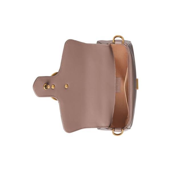 グッチ GUCCI レディース ハンドバッグ バッグ Marmont 2.0 Leather Top Handle Bag