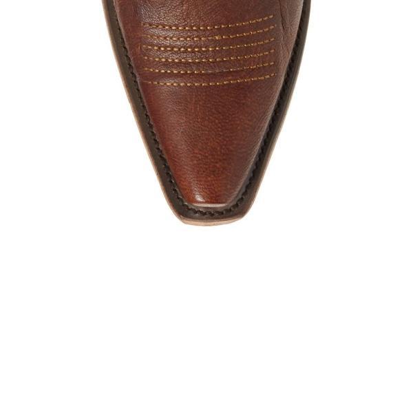 レーンブーツ LANE BOOTS レディース ブーツ シューズ・靴 x Junk Gypsy Vagabond Harness Boot Brown Leather
