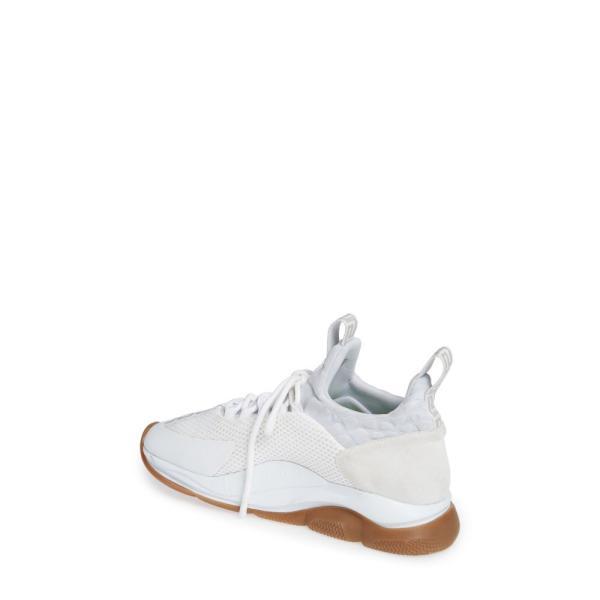 ヴェルサーチ VERSACE FIRST LINE レディース スニーカー シューズ・靴 Chain Reaction Sneaker White