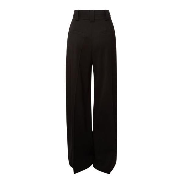 プロエンザ スクーラー Proenza Schouler レディース ボトムス・パンツ Wide Leg Virgin Wool Pants black