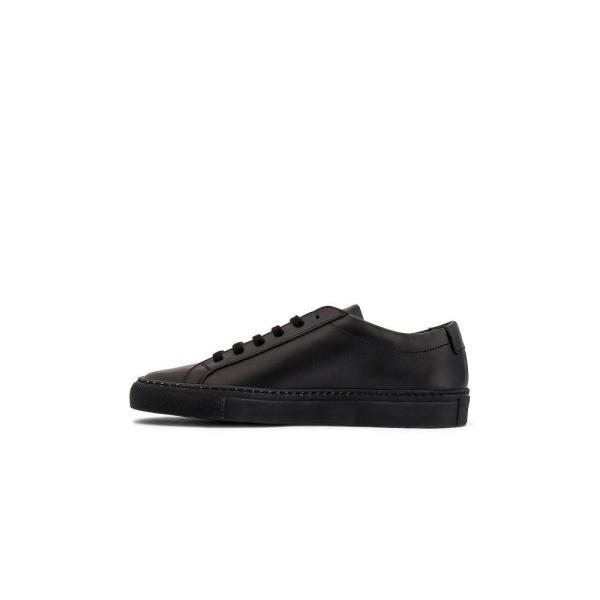 コモン プロジェクト Common Projects レディース スニーカー シューズ・靴 Original Achilles Low Sneaker Black