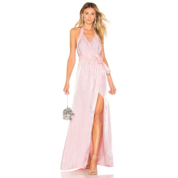 マジョレル MAJORELLE レディース パーティードレス ワンピース・ドレス Simmons Gown Light Pink