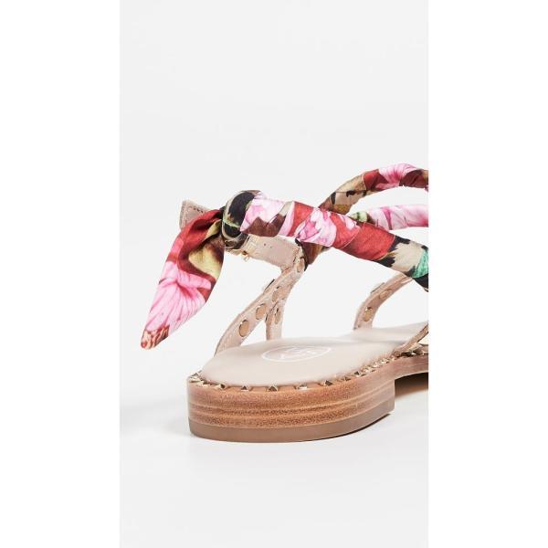 アッシュ Ash レディース サンダル・ミュール シューズ・靴 Pattaya Sandals Ariel Cheetah