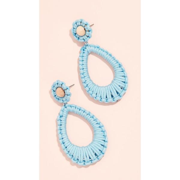 ベンアムン Ben-Amun レディース イヤリング・ピアス ジュエリー・アクセサリー Teardrop Earrings Bright Blue