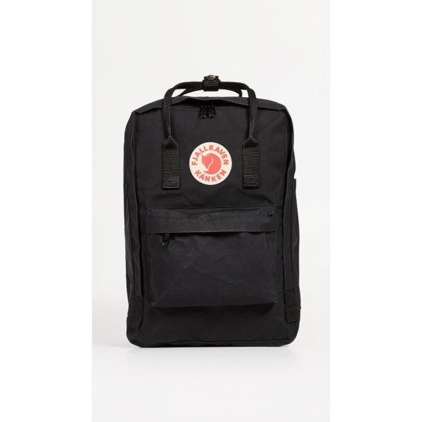 フェールラーベン Fjallraven レディース パソコンバッグ バッグ Kanken 15 Laptop Bag Black