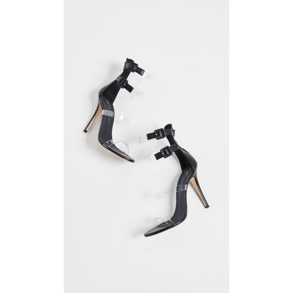 ジュゼッペ ザノッティ Giuseppe Zanotti レディース サンダル・ミュール シューズ・靴 Alien 115 Sandals Transparente