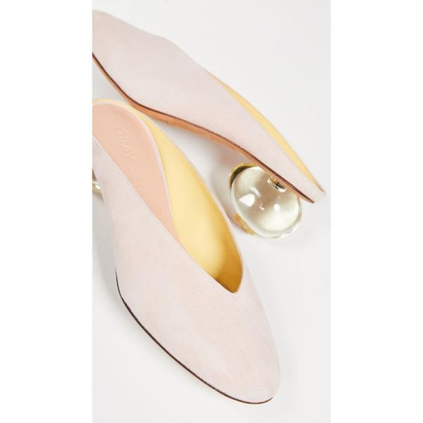 グレーマター Gray Matters レディース サンダル・ミュール シューズ・靴 Egg Mules Rosa/Limone