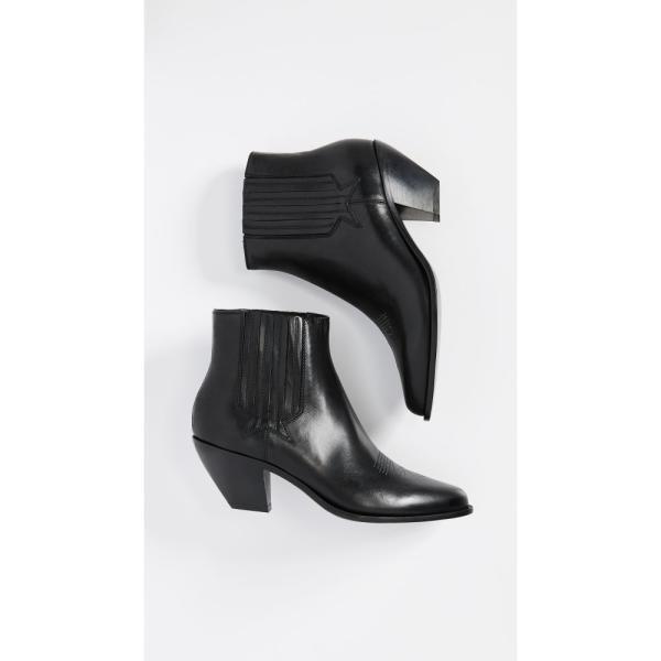 ゴールデン グース Golden Goose レディース ブーツ シューズ・靴 Sunset Boots Black
