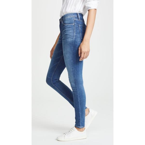 ハドソン Hudson レディース ジーンズ・デニム ボトムス・パンツ Barbara High Waist Skinny Jeans Ayon