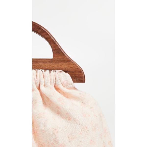 ラブシャックファンシー LOVESHACKFANCY レディース クラッチバッグ バッグ Mckenna Petite Bag Pink Parfait