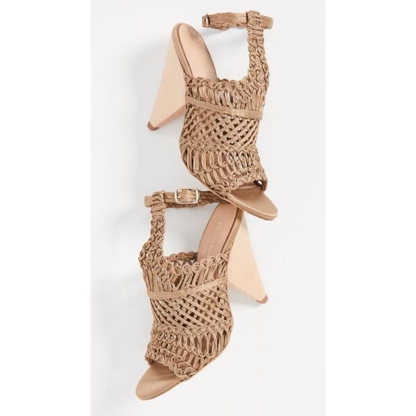 パロマ バルセロ Paloma Barcelo レディース サンダル・ミュール シューズ・靴 Beatrice Sandals Taupe