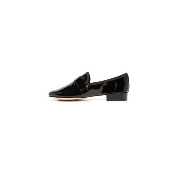 レペット Repetto レディース フラット シューズ・靴 Michael Loafers Noir