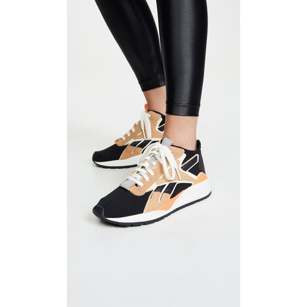 リーボック Reebok x Victoria Beckham レディース スニーカー シューズ・靴 VB Low Bolton Sock Sneakers Black/Orange/Sahara/White