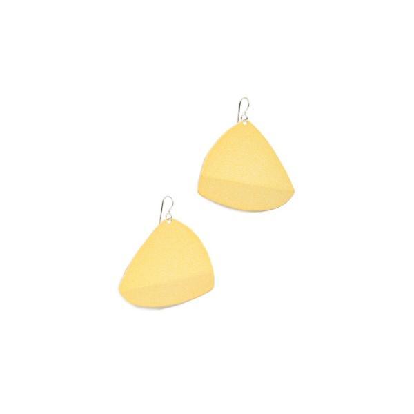 サイモンミラー Simon Miller レディース イヤリング・ピアス ジュエリー・アクセサリー Small Blade Earrings Yellow