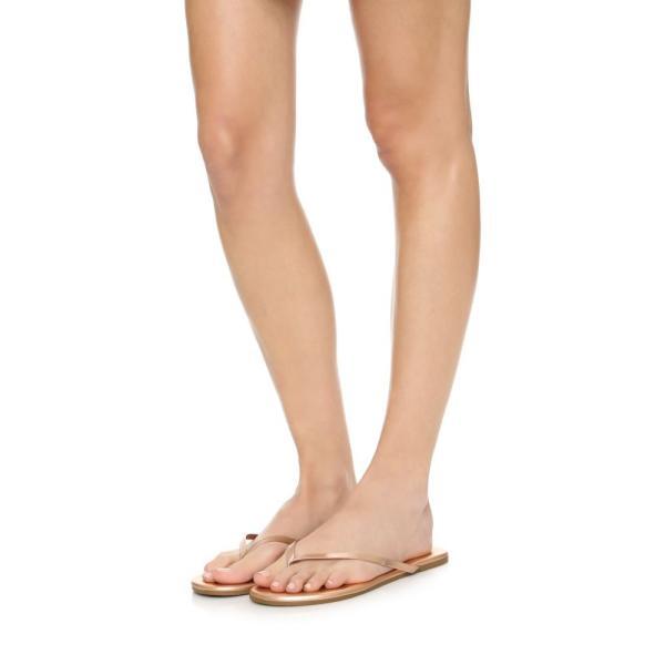 ティキーズ レディース ビーチサンダル シューズ・靴 Shadow Flip Flops Beach Pearl