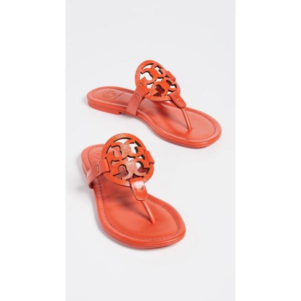 トリー バーチ Tory Burch レディース ビーチサンダル シューズ・靴 Miller Flip Flops Bright Pomander