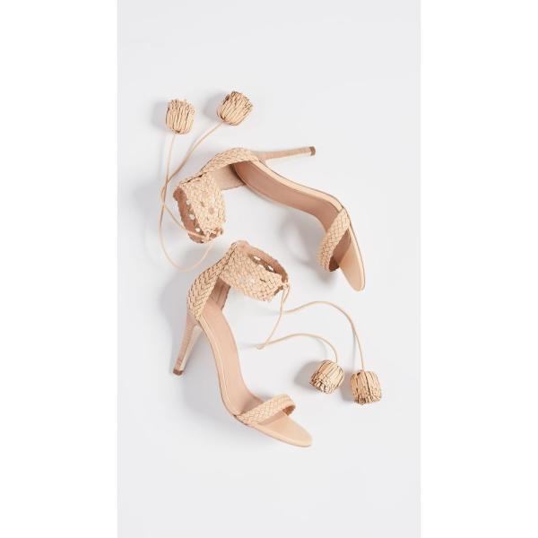 ウラ ジョンソン Ulla Johnson レディース サンダル・ミュール シューズ・靴 Clara Heel Sandals Natural