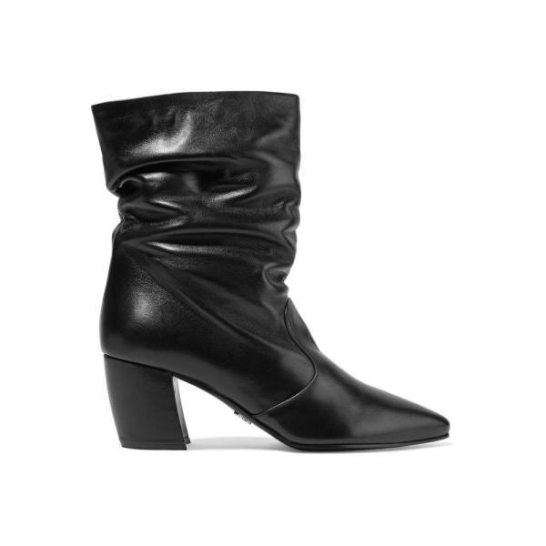 プラダ レディース ブーツ シューズ・靴 Leather boots