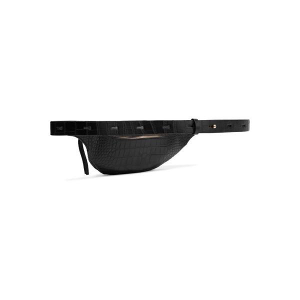 ナヌシュカ Nanushka レディース ボディバッグ・ウエストポーチ バッグ Lubo croc-effect vegan leather belt bag