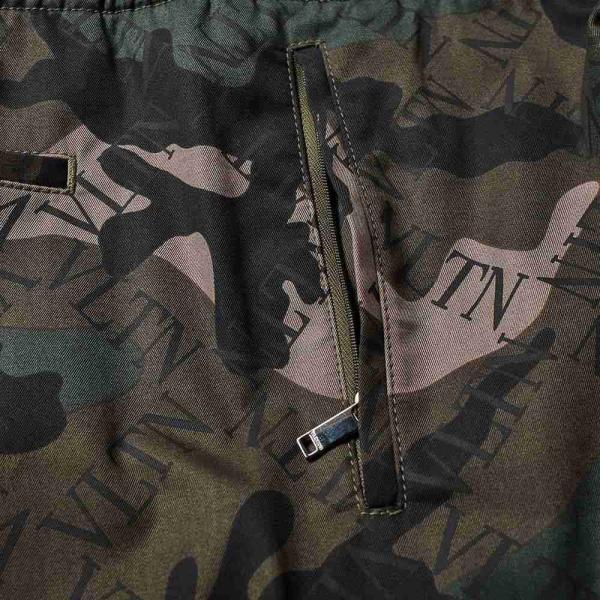 ヴァレンティノ Valentino メンズ ボトムス・パンツ Grid Logo Mountain Pant ...