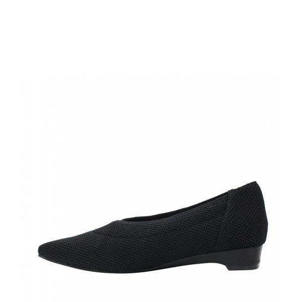 ラモールドピード L'Amour Des Pieds レディース スリッポン・フラット シューズ・靴 Bertin Slip Ons Black