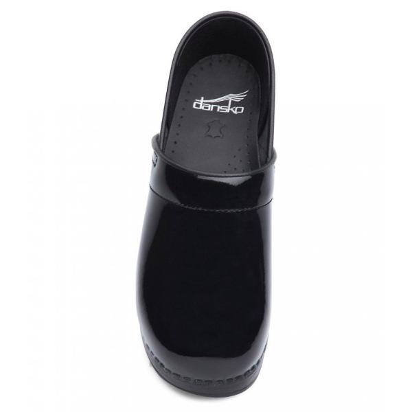 ダンスコ Dansko レディース クロッグ シューズ・靴 Professional Patent Clogs Black Patent