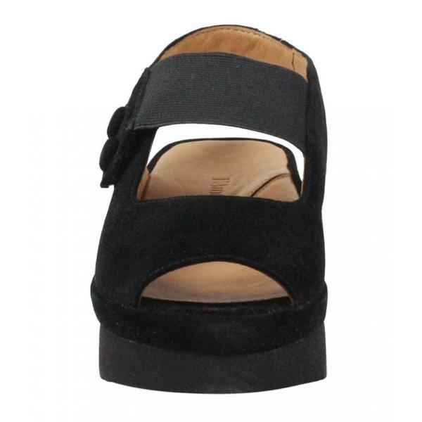 ラモールドピード L'Amour Des Pieds レディース サンダル・ミュール シューズ・靴 Adalicia Mary Jane Flatform Sandals Black