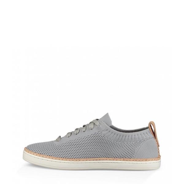 アグ UGG レディース スリッポン・フラット シューズ・靴 Sidney Sneakers Light Grey