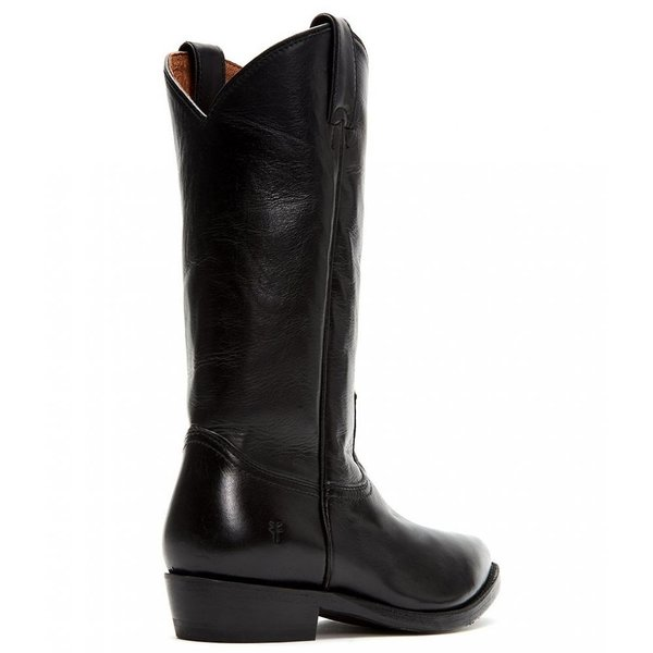 フライ Frye レディース ブーツ シューズ・靴 Billy Leather Pull On Boots Black
