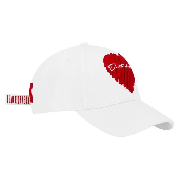 【即納】ブルジョワジー Bourgeoisie ユニセックス キャップ 帽子 Don't Hate Cap White 数量限定 アジャスター スナップバック|ef-3|02