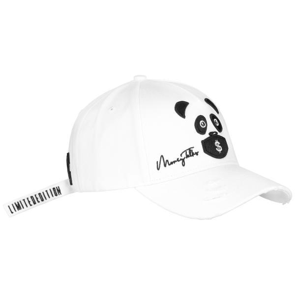 【即納】ブルジョワジー Bourgeoisie ユニセックス キャップ 帽子 Money Talks Cap Cotton White 数量限定 アジャスター スナップバック ef-3 02