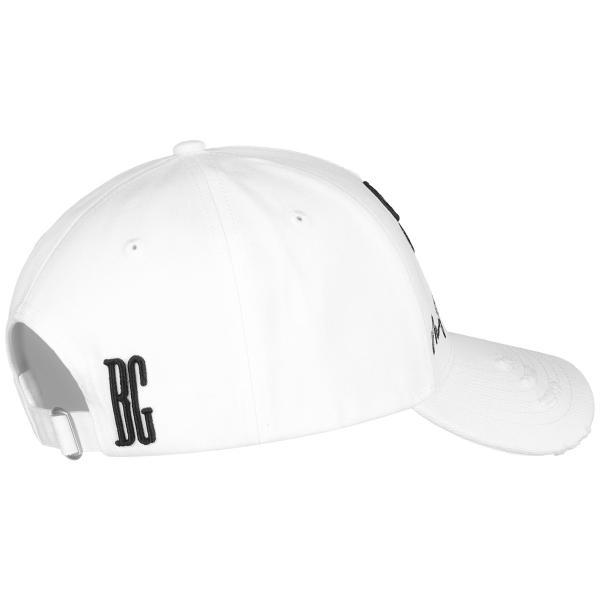 【即納】ブルジョワジー Bourgeoisie ユニセックス キャップ 帽子 Money Talks Cap Cotton White 数量限定 アジャスター スナップバック ef-3 03