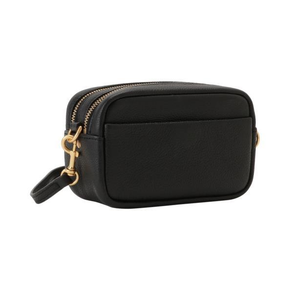 【即納】トリー バーチ Tory Burch レディース ショルダーバッグ バッグ Perry Bombe Mini Bag 55691 Perfect Black エンボスロゴ|ef-3|02