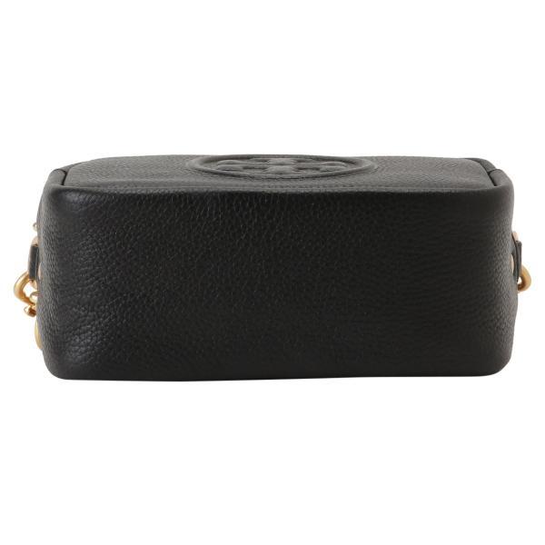 【即納】トリー バーチ Tory Burch レディース ショルダーバッグ バッグ Perry Bombe Mini Bag 55691 Perfect Black エンボスロゴ|ef-3|05