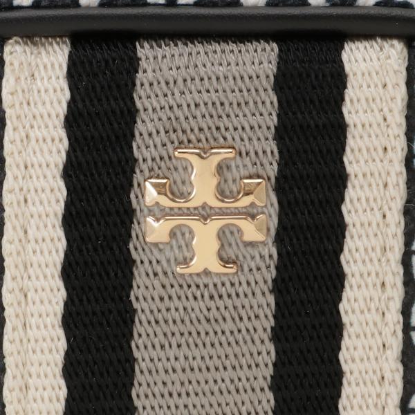 【即納】トリー バーチ Tory Burch レディース ショルダーバッグ バッグ Gemini Link Canvas Mini Bag 57743 Black キャンバス|ef-3|07