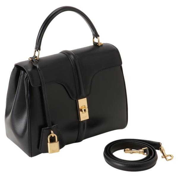 【即納】セリーヌ Celine レディース ショルダーバッグ バッグ Small 16 Bag 188003BEY BLACK ハンドバッグ 2way セーズ|ef-3|06