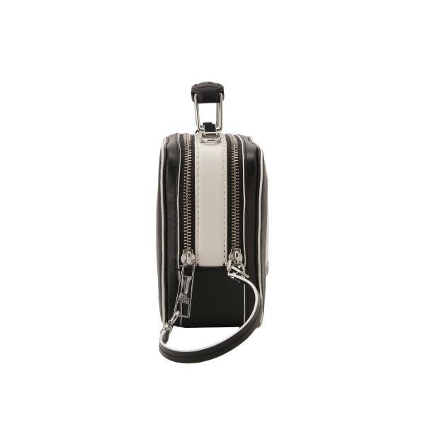 【即納】マーク ジェイコブス Marc Jacobs レディース ショルダーバッグ バッグ THE BOX 20 M0014506 COTTON MULTI ザボックス 2way バイカラー カラーブロック|ef-3|03