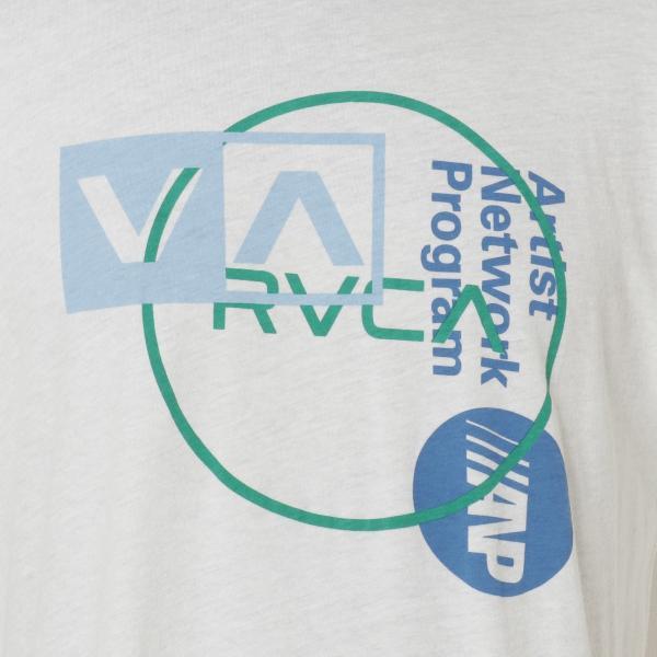【即納】ルーカ RVCA メンズ Tシャツ トップス GREATEST HITS SS ANTIQUE WHITE ef-3 03