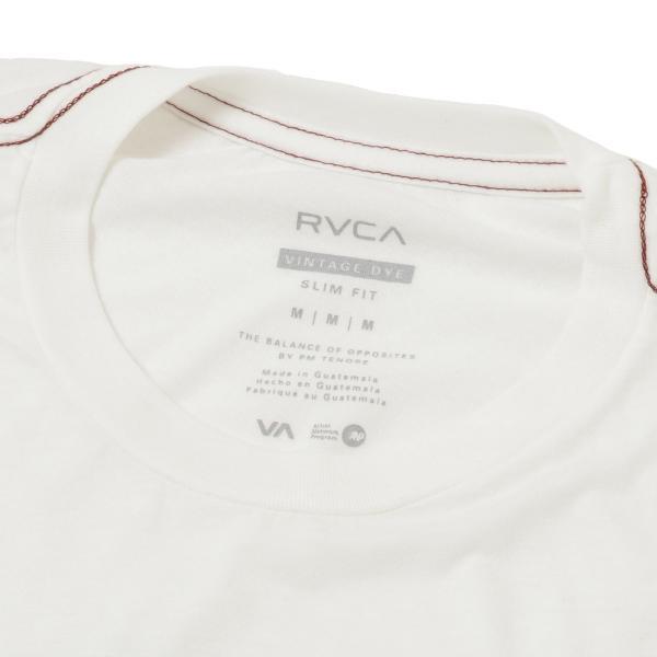 【即納】ルーカ RVCA メンズ Tシャツ トップス GREATEST HITS SS ANTIQUE WHITE ef-3 04
