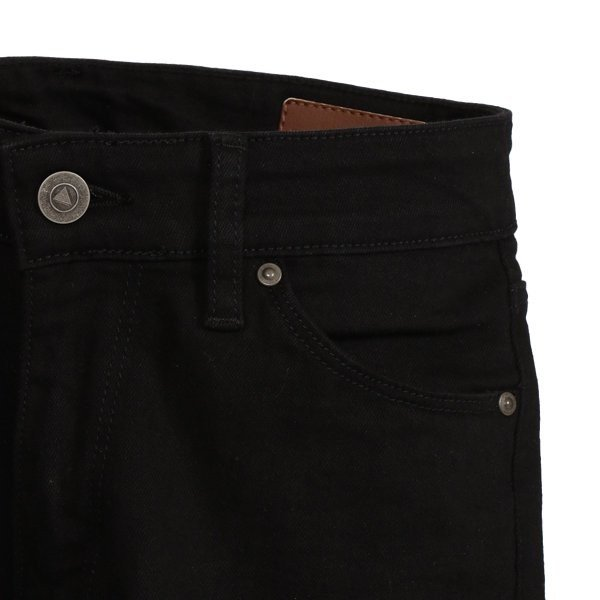 【即納】エイソス ASOS メンズ ジーンズ・デニム ボトムス・パンツ Extreme Super Skinny Jeans Black ef-3 03