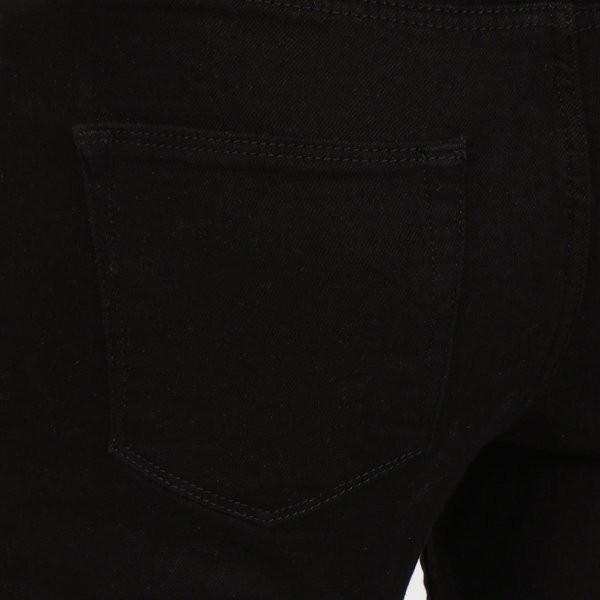 【即納】エイソス ASOS メンズ ジーンズ・デニム ボトムス・パンツ Extreme Super Skinny Jeans Black ef-3 04
