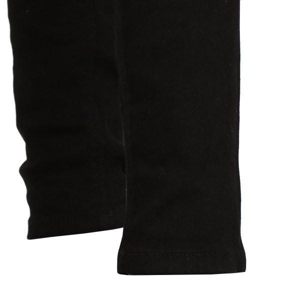 【即納】エイソス ASOS メンズ ジーンズ・デニム ボトムス・パンツ Extreme Super Skinny Jeans Black ef-3 06