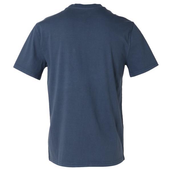 【即納】カルバンクライン Calvin Klein メンズ Tシャツ トップス GARMENT DYED MONOGRAM POCKET TEE MOOD INDIGO ポケットT ポケT|ef-3|02
